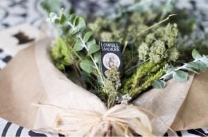 Bukiet-z-leczniczej-marihuany