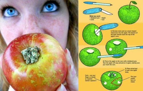 jak-palic-marihuane-z-jablka